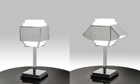 Tischlampe – TOP Objekt – klappbar