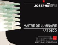 Maitre de Luminaire -Katalog Josephs Art Interior