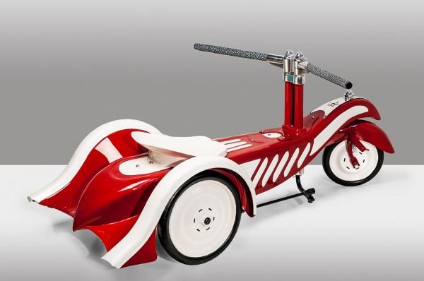 Dreirad de Luxe – Top restauriert
