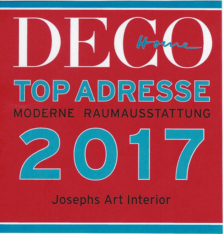 Josephs Art Interior, Top Adresse, Moderne Raumausstattung