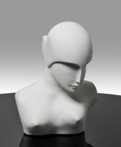 Skulptur Platina