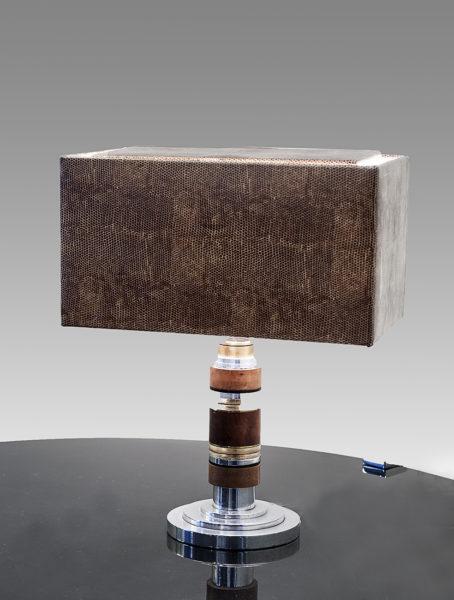 Tischlampe Art Déco
