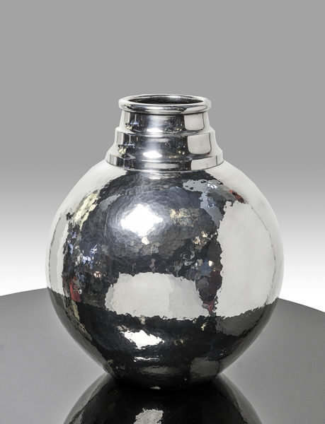 "Vase ""Christofle"""